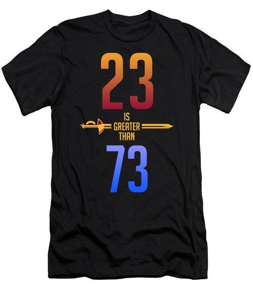2373 Men's T-Shirt (Slim Fit) by Augen Baratbate