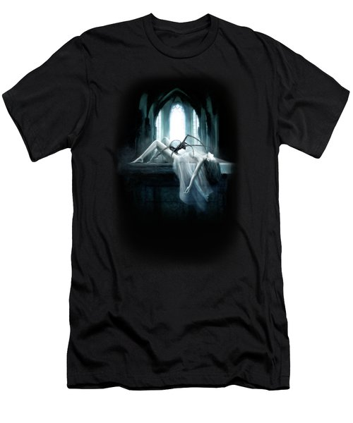 Demon Men's T-Shirt (Slim Fit) by Joe Roberts