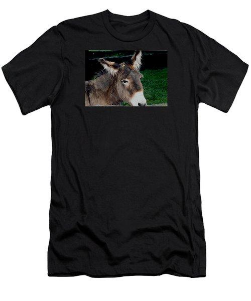 Donald Men's T-Shirt (Slim Fit) by Ryan Fox