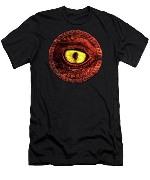 Dragon Men's T-Shirt (Slim Fit) by Joe Roberts