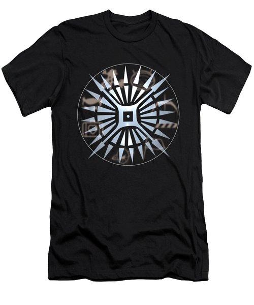 Ietour Logo Design Men's T-Shirt (Slim Fit) by Clad63