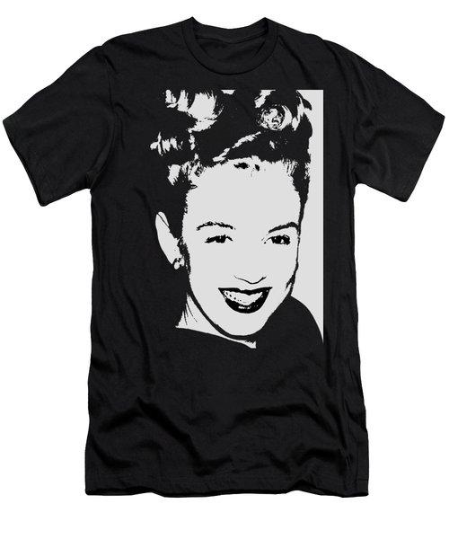Marilyn Men's T-Shirt (Slim Fit) by Joann Vitali
