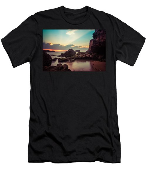 Men's T-Shirt (Slim Fit) featuring the photograph New Vision by Thierry Bouriat