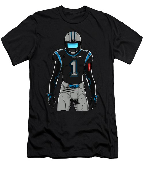 Sb L Carolina Men's T-Shirt (Slim Fit) by Akyanyme