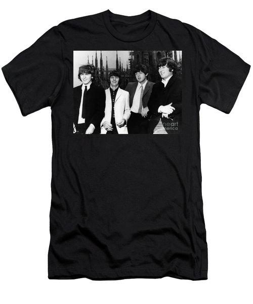The Beatles, 1960s Men's T-Shirt (Slim Fit) by Granger