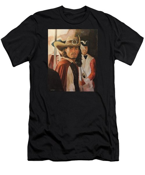 Will Turner Men's T-Shirt (Slim Fit) by Caleb Thomas