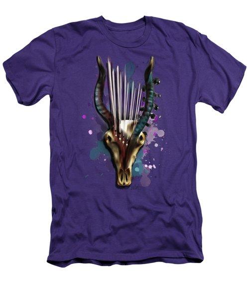 Capricorn Men's T-Shirt (Slim Fit) by Melanie D