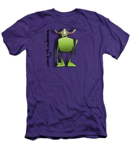 Tollak Men's T-Shirt (Slim Fit) by Uncle J's Monsters