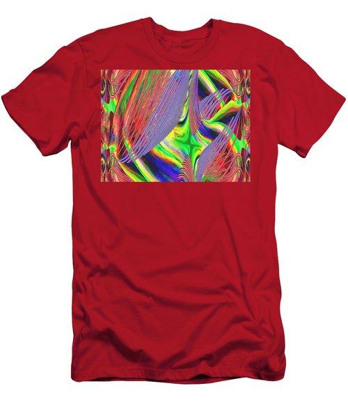 Albatross Dreamscape Men's T-Shirt (Slim Fit) by Tim Allen