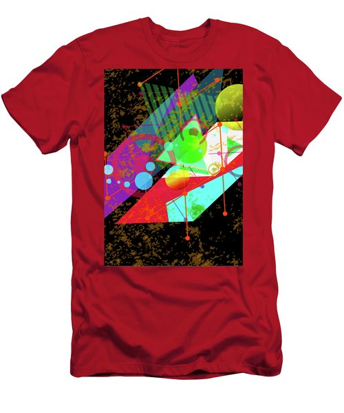 Coming Home Men's T-Shirt (Slim Fit) by Don Kuing