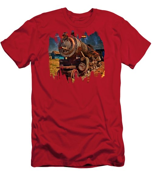 Old 44 Men's T-Shirt (Slim Fit) by Thom Zehrfeld