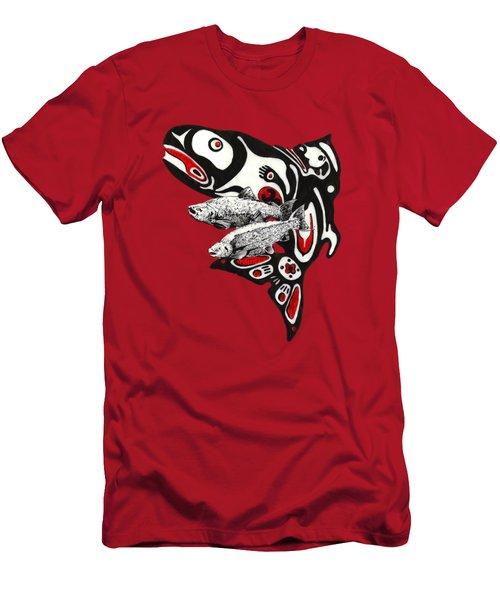 Quin'nat Men's T-Shirt (Slim Fit) by Julio Lopez
