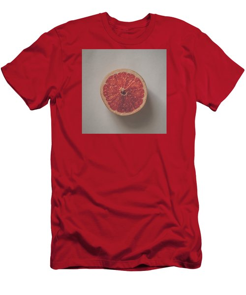 Red Inside Men's T-Shirt (Slim Fit) by Kate Morton