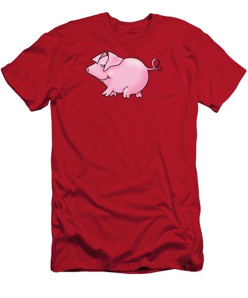 Sid Men's T-Shirt (Slim Fit) by Deborah Runham