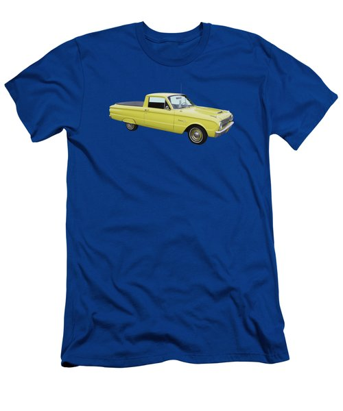 1962 Ford Falcon Pickup Truck Men's T-Shirt (Slim Fit) by Keith Webber Jr