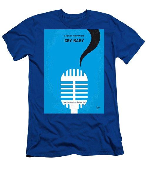 No505 My Cry-baby Minimal Movie Poster Men's T-Shirt (Slim Fit) by Chungkong Art