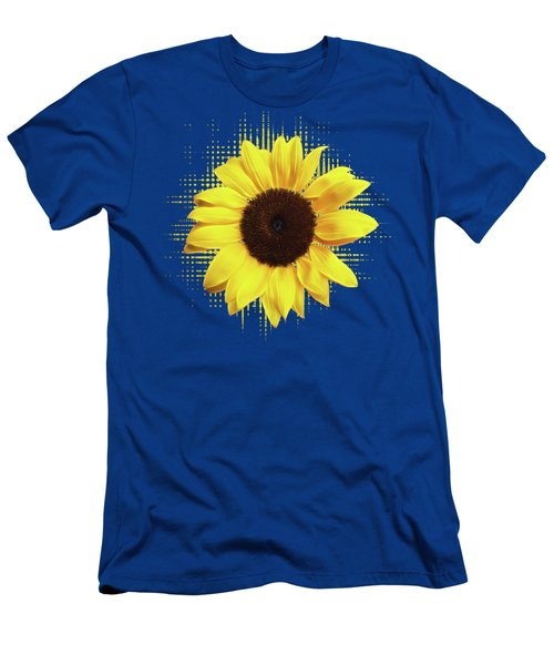 Sunlover Men's T-Shirt (Slim Fit) by Gill Billington