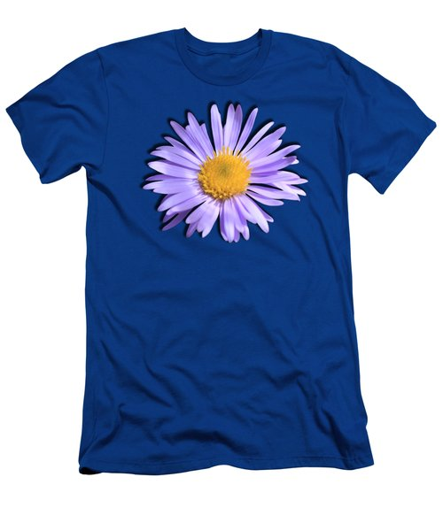 Wild Daisy Men's T-Shirt (Slim Fit) by Shane Bechler