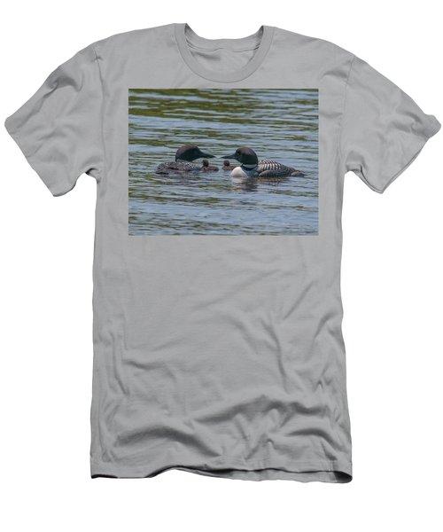 Proud Parents Men's T-Shirt (Slim Fit) by Brenda Jacobs