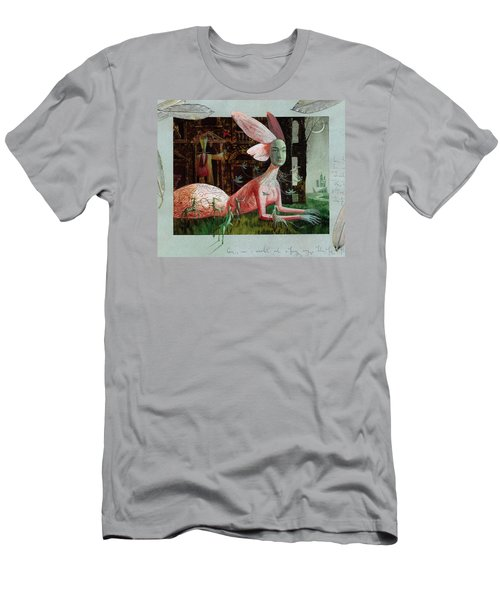 A Midsummer Night's Dream Men's T-Shirt (Slim Fit) by Victoria Fomina