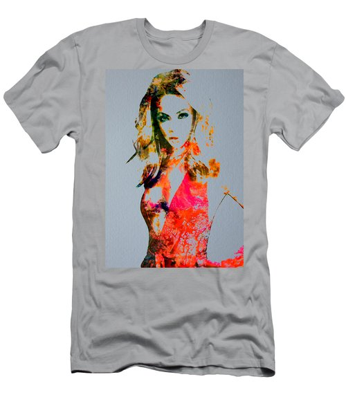 Beyonce Irreplaceable Men's T-Shirt (Slim Fit) by Brian Reaves