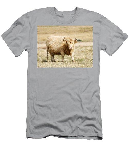 Blondie Men's T-Shirt (Slim Fit) by Marilyn Hunt