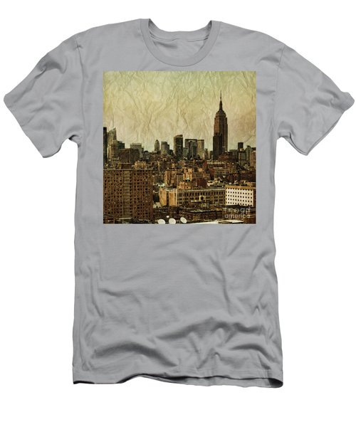 Empire Stories Men's T-Shirt (Slim Fit) by Andrew Paranavitana