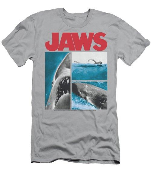 Jaws - Instajaws Men's T-Shirt (Slim Fit) by Brand A