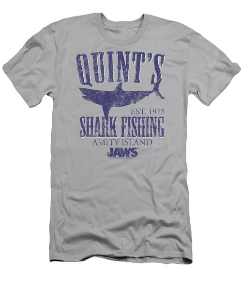 Jaws - Quints Men's T-Shirt (Slim Fit) by Brand A