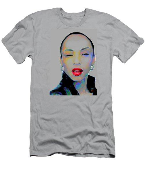 Sade 3 Men's T-Shirt (Slim Fit) by  Fli Art