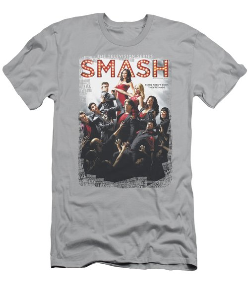 Smash - To The Top Men's T-Shirt (Slim Fit) by Brand A