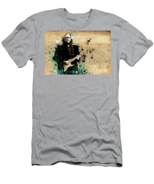 Tears In Heaven Men's T-Shirt (Slim Fit) by Bekim Art
