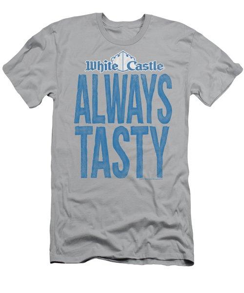 White Castle - Always Tasty Men's T-Shirt (Slim Fit) by Brand A