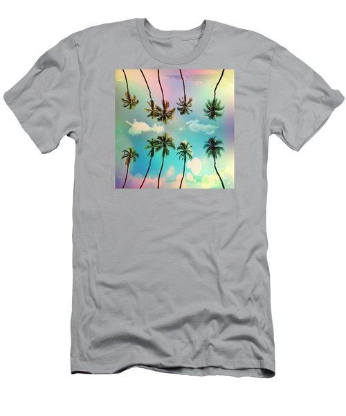 Florida Men's T-Shirt (Slim Fit) by Mark Ashkenazi