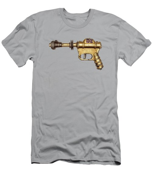 Buck Rogers Ray Gun Men's T-Shirt (Slim Fit) by YoPedro