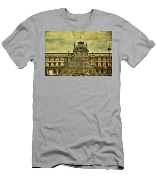 Classic Contradiction Men's T-Shirt (Slim Fit) by Andrew Paranavitana