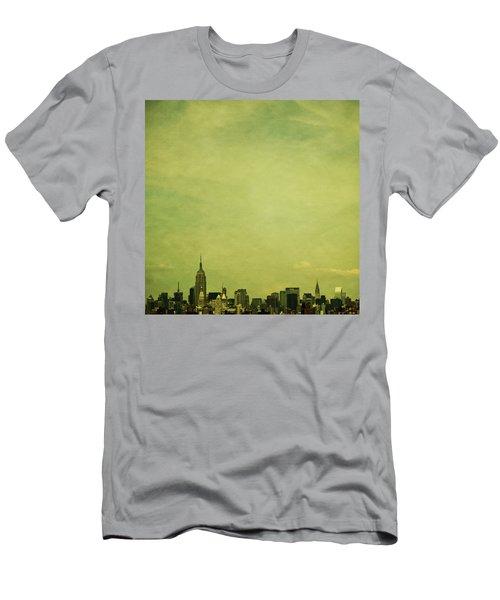 Escaping Urbania Men's T-Shirt (Slim Fit) by Andrew Paranavitana