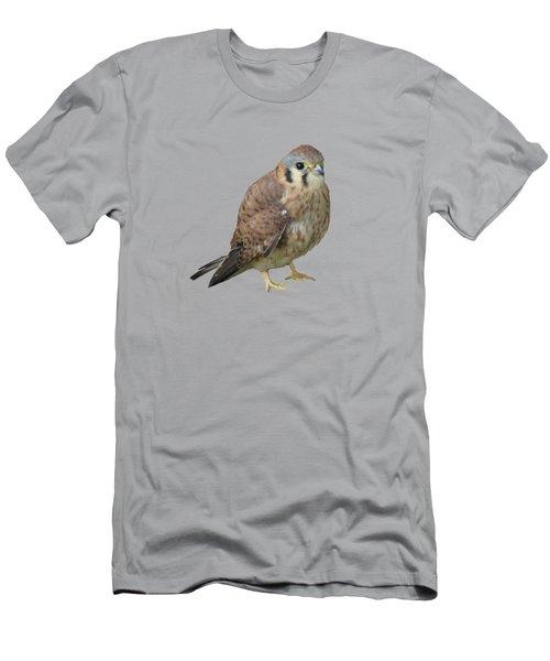 Kestrel Men's T-Shirt (Slim Fit) by Laurel Powell