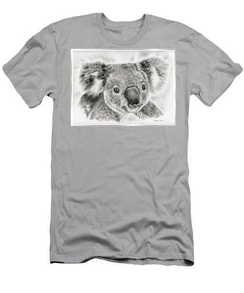 Koala Newport Bridge Gloria Men's T-Shirt (Slim Fit) by Remrov