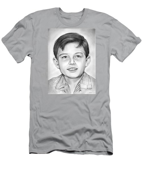 Leave It To Beaver Men's T-Shirt (Slim Fit) by Greg Joens