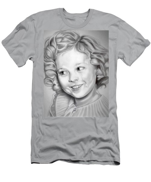 Shirley Temple Men's T-Shirt (Slim Fit) by Fred Larucci