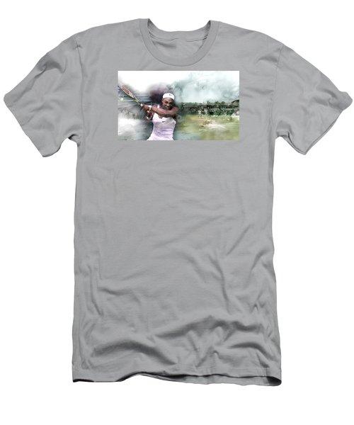 Sports 18 Men's T-Shirt (Slim Fit) by Jani Heinonen