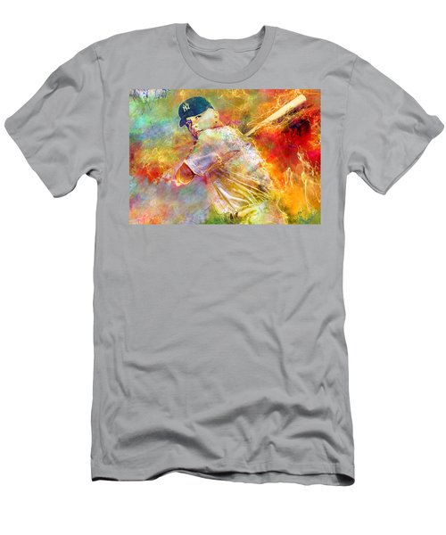The Commerce Comet Men's T-Shirt (Slim Fit) by Mal Bray