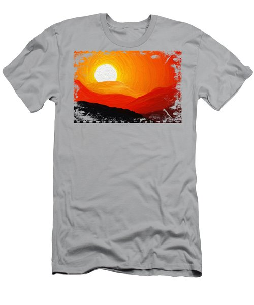The Painted Desert Signature Series Men's T-Shirt (Slim Fit) by Di Designs