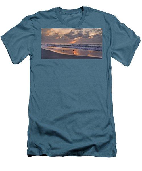 The Best Kept Secret Men's T-Shirt (Slim Fit) by Betsy Knapp