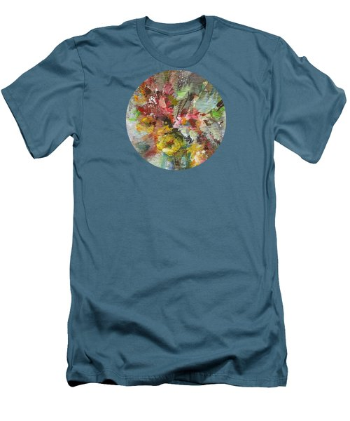 Grace And Beauty Men's T-Shirt (Slim Fit) by Mary Wolf