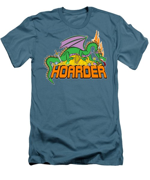 Hoarder Men's T-Shirt (Slim Fit) by J L Meadows