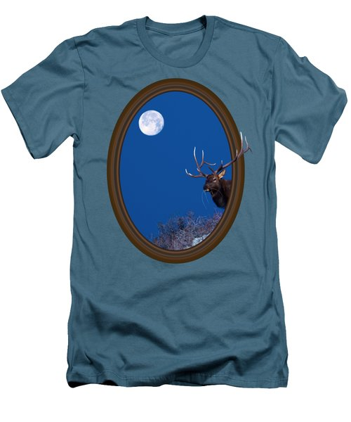 Looking Beyond Men's T-Shirt (Slim Fit) by Shane Bechler