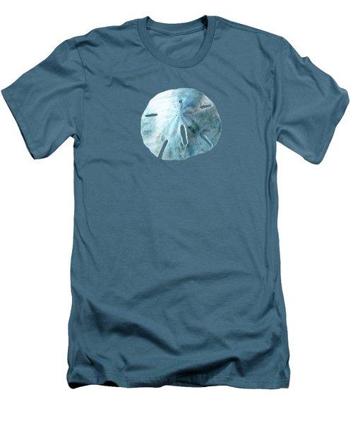 Sand Dollar Men's T-Shirt (Slim Fit) by Anastasiya Malakhova