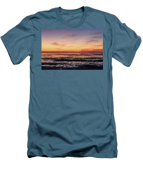 Men's T-Shirt (Slim Fit) featuring the photograph The Other World by Thierry Bouriat